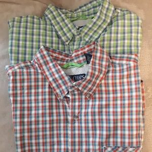 Mens' Shirts XL, by Chaps